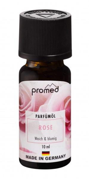 Promed Aromaessenz Parfumöl Rose 10 ml Ansicht
