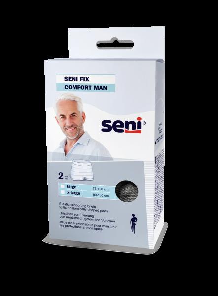 Seni Fix Comfort Man Netzhosen Herren 2 Stück Verpackung
