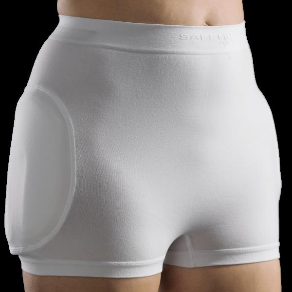 Suprima Safehip® AirX™ Slip weiß Damen Herren angezogen