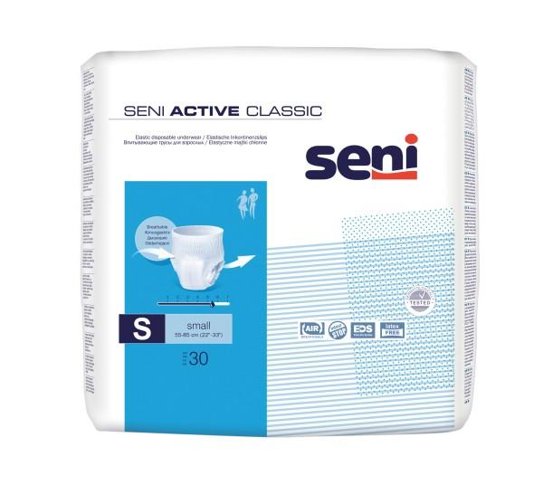 Seni Active Classic small Einmalunterhosen Damen Herren 30 Stück Verpackung
