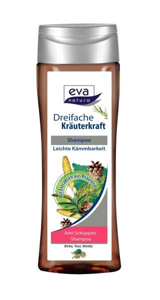 Eva Natura Shampoo mit Birke 400 ml Ansicht