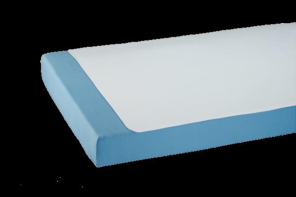 Suprima Mehrfach-Bettauflage Molton 3058 weiß Bettschutz bezogen