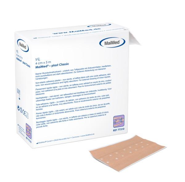 MaiMed® plast Classic Wundschnellverband Verpackung Ansicht