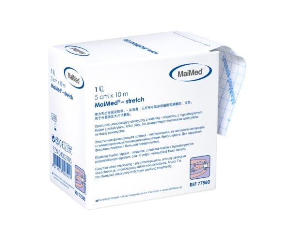 MaiMed® stretch Fixierpflaster 1 Stück Verpackung Ansicht