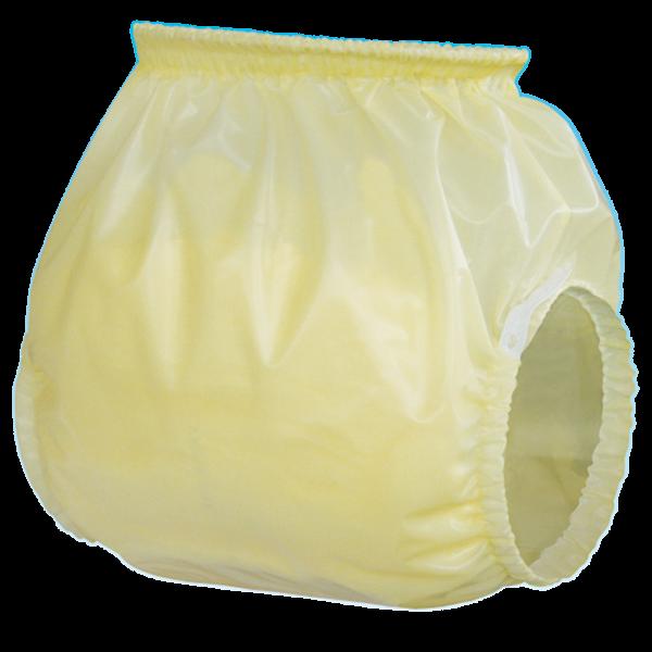 Suprima PVC-Slip 1311 gelb Schutzhose Damen Herren Ansicht