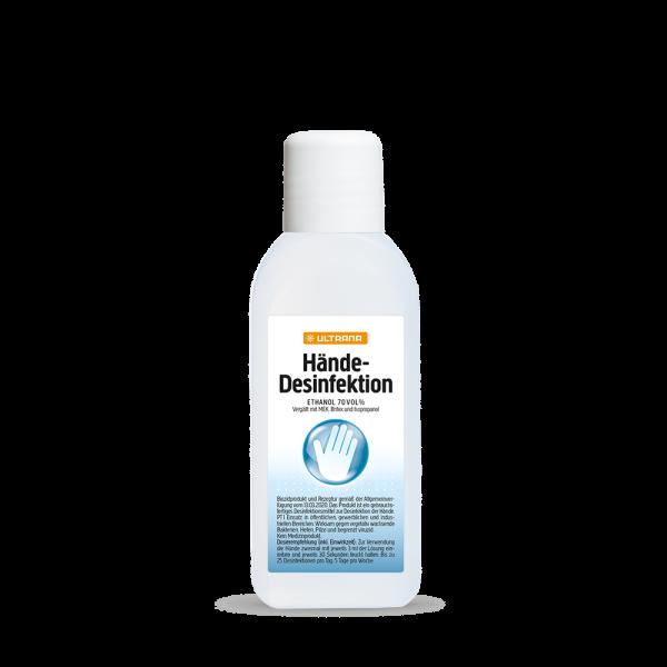 Ultrana Händedesinfektion antibakteriell 150 ml Ansicht