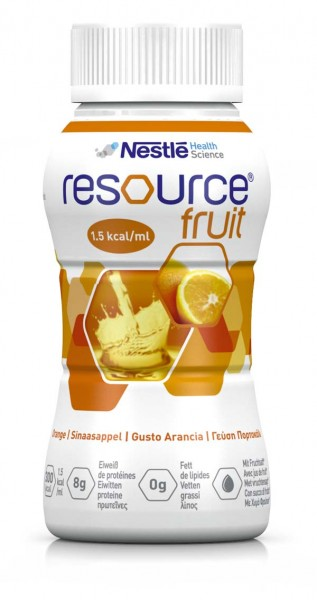 Resource® Fruit Trinknahrung orange Ansicht