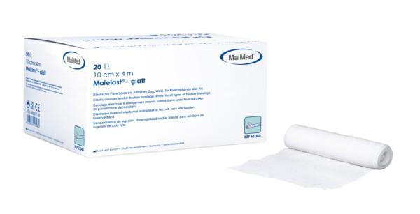 Maielast® glatt Fixierbinden weiß Verpackung Ansicht