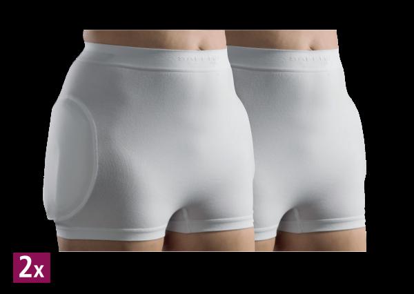 Suprima Safehip® AirX™ 2er-Pack weiß Damen Herren Ansicht