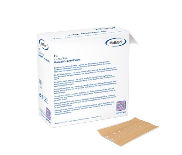 MaiMed® plast Elastic Wundschnellverband Verpackung Ansicht