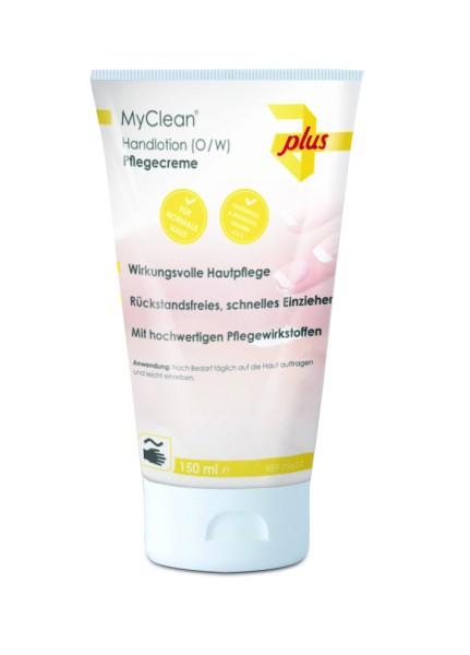 MyClean® Handlotion Öl-in-Wasser-Emulsion 150 ml Ansicht