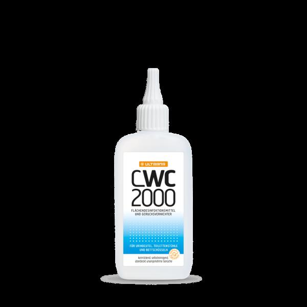 Ultrana CWC 2000 Geruchsvernichter Desinfektionsmittel 100 ml Ansicht