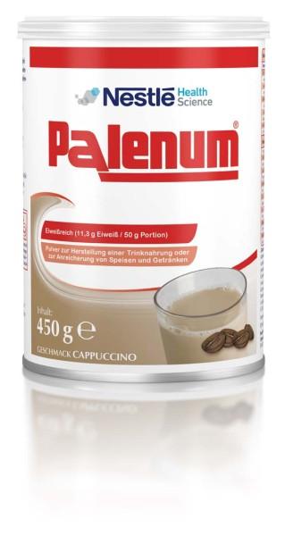 Palenum® Trinknahrung Pulver cappuccino 450 g Ansicht
