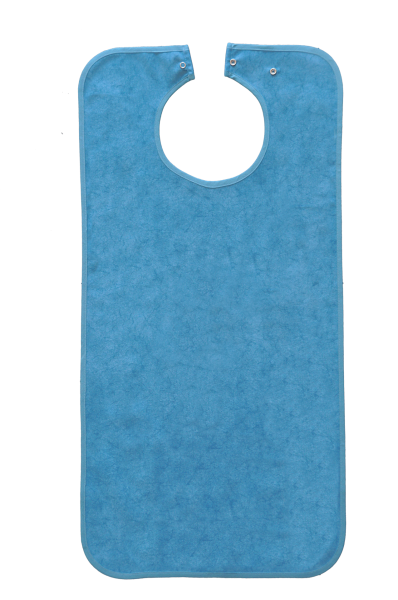Suprima Ess-Schürze Polyester 5576 batik-blau Ansicht