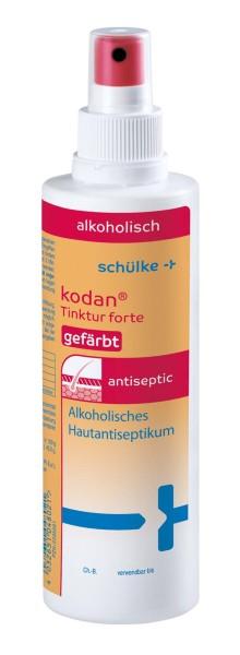 Schülke kodan® Tinktur forte gefärbt Hautantiseptikum 250 ml Ansicht
