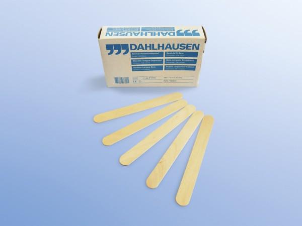 Dahlhausen Einmal-Holzmundspatel