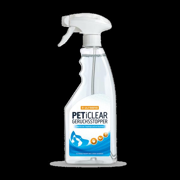 Ultrana PETiCLEAR Geruchsstopper Geruchsentferner 500 ml Ansicht