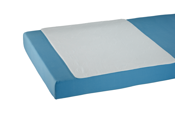 Suprima Mehrfach-Bettauflage 3101 weiß Bettschutz bezogen