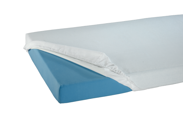 Suprima Spannbetttuch Frottee 3067 weiß Bettschutz bezogen
