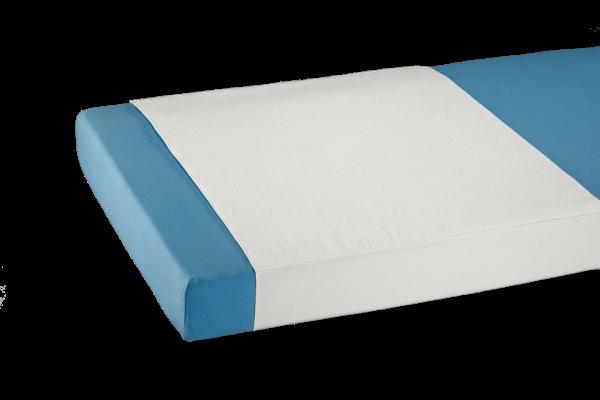 Suprima Mehrfach-Bettauflage 3110 weiß Bettschutz bezogen