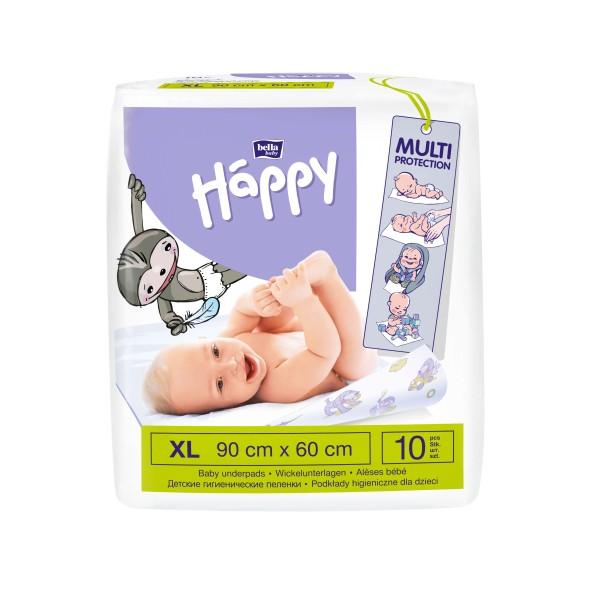 Bella Baby Happy Wickelunterlagen 90 × 60 cm Verpackung