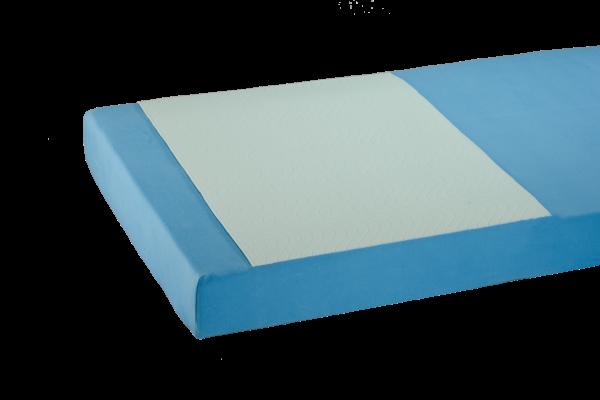 Suprima Mehrfach-Bettauflage 3111 mint Bettschutz bezogen