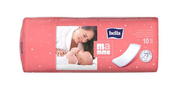 Bella Mamma Wöchnerinnen Vorlagen 10 Stück Verpackung