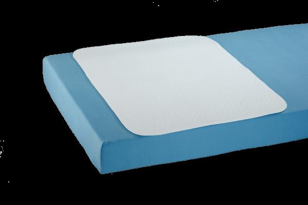 Suprima Mehrfach-Bettauflage 3525 weiß Bettschutz bezogen