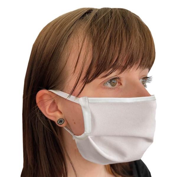 Suprima Mund-Nasen-Maske 9871 mit Ohrgummis 1 Stück Ansicht