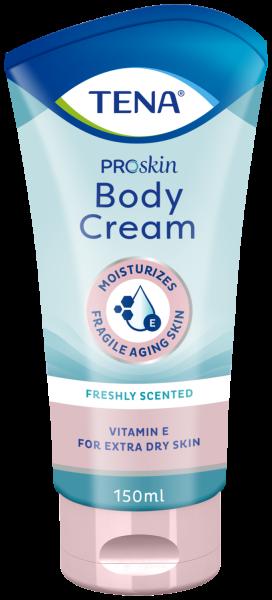 Tena Body Cream mit Vitamin E 150 ml Ansicht