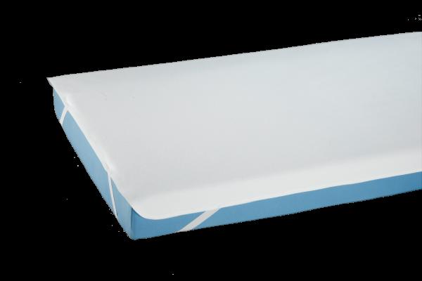 Suprima Mehrfach-Bettauflage Molton 3531 weiß Bettschutz bezogen