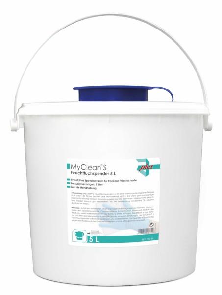 MyClean® S Feuchttuchspender 5 Liter Ansicht