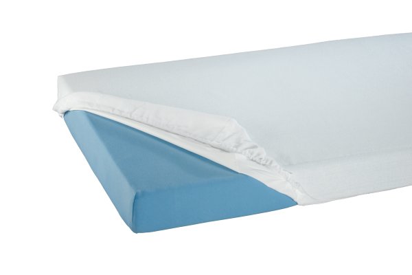 Suprima Spannbetttuch Frottee 3065 weiß Bettschutz bezogen