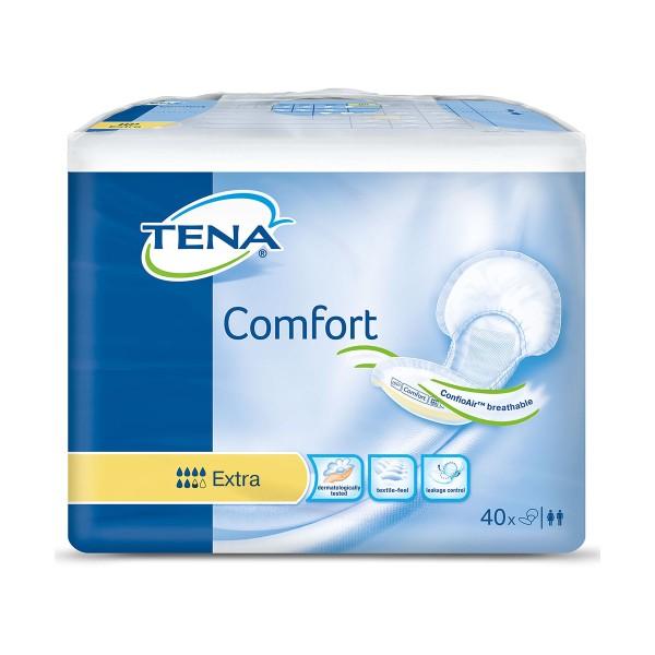 Tena Comfort Extra Vorlagen Damen Herren 40 Stück Verpackung