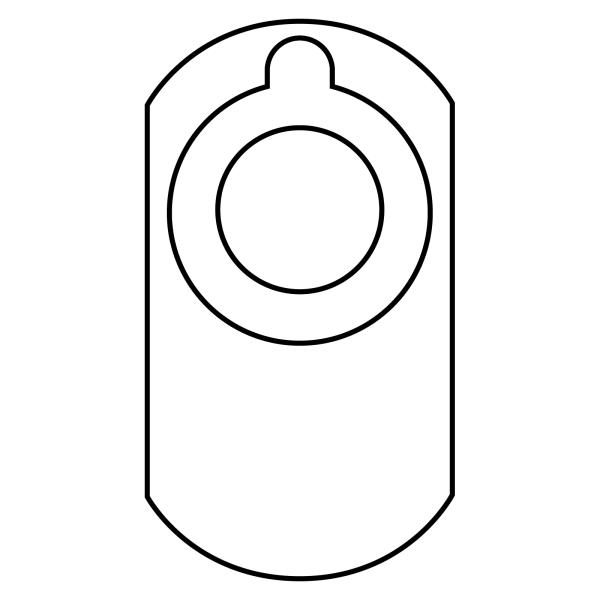 Stomocur® Soft Kolostomiebeutel small CM 3445 S Piktogramm
