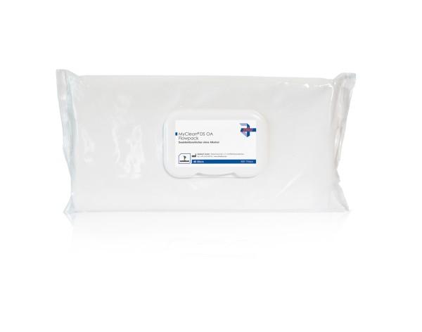 MyClean® DS OA Flowpack Desinfektionstücher 48 Stück Verpackung