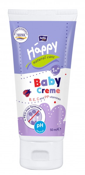 Bella Baby Happy Pflegecreme 50 ml Ansicht