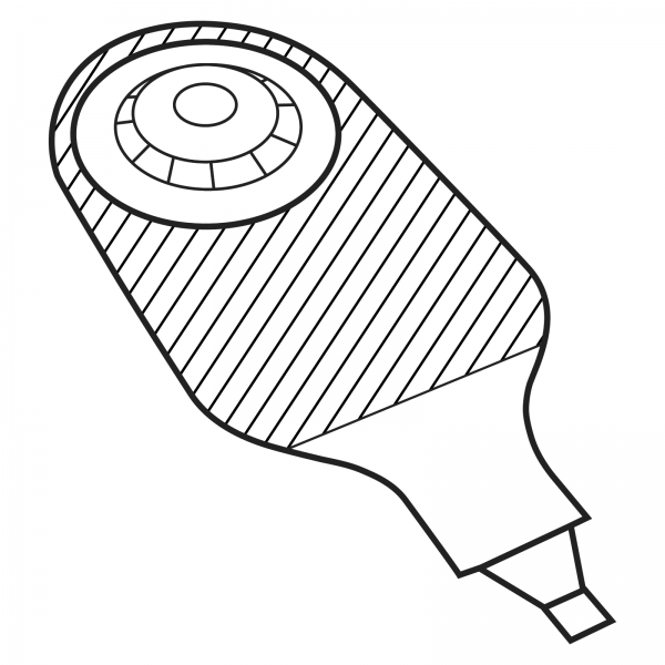 Stomocur® Drainagebeutel Protect konvex DP15V1 hautfarbend Piktogramm