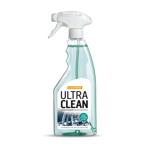 Ultrana Ultra Clean Allzweckreiniger Universalreiniger 500 ml Ansicht