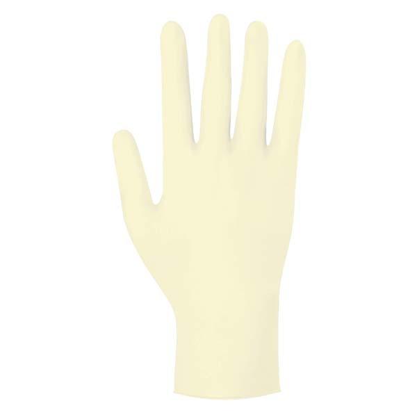 Gentle Skin compact Einmal-Handschuhe gelb Ansicht