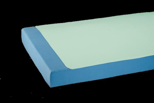 Suprima Mehrfach-Bettauflage 3107 mint Bettschutz bezogen