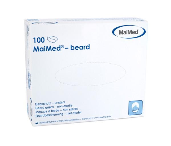 MaiMed® Beard Cover Bartschutz 100 Stück Ansicht