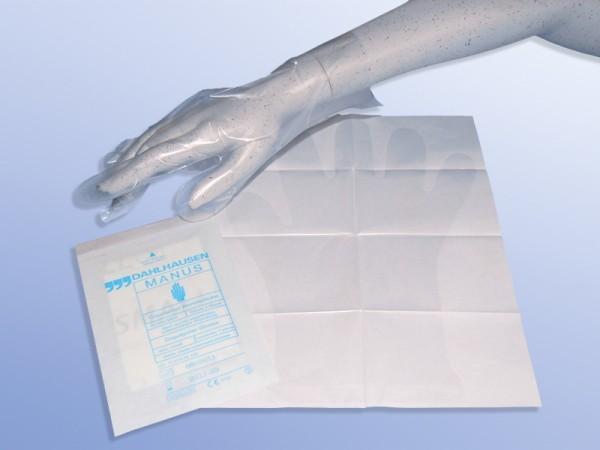 Dahlhausen Copolymer-Handschuhe steril 100 Stück Ansicht