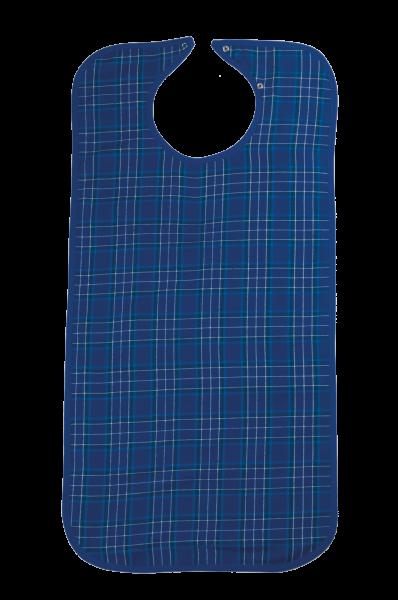 Suprima Ess-Schürze Polyester 5577 blau-kariert Ansicht