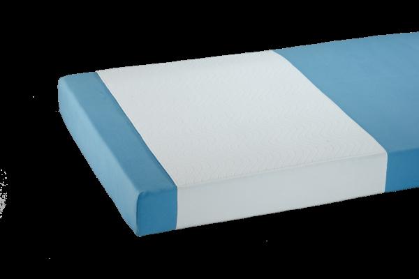 Suprima Mehrfach-Bettauflage 3526 weiß Bettschutz bezogen