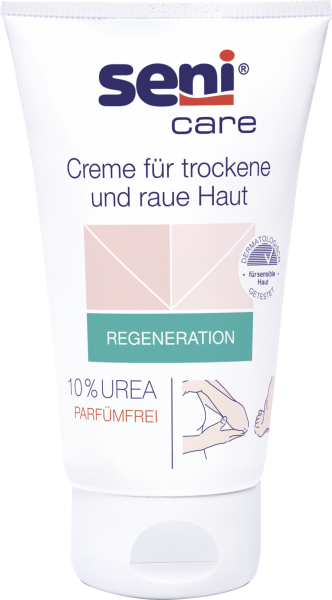 Seni Care Creme mit 10% Urea 100 ml Ansicht