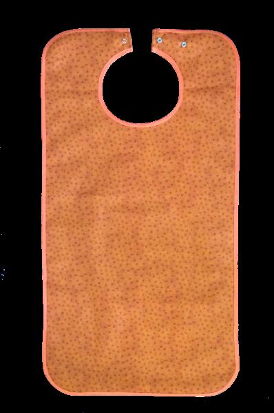 Suprima Ess-Schürze Polyester 5575 terrakotta Ansicht