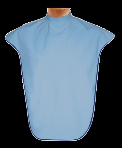 Suprima Ess-Schürze Frottee 5042 hell-blau Ansicht