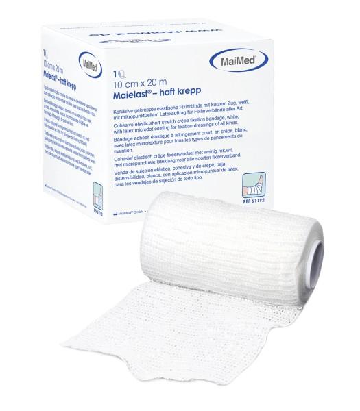 Maielast® haft krepp Fixierbinden 1 Stück Verpackung Ansicht