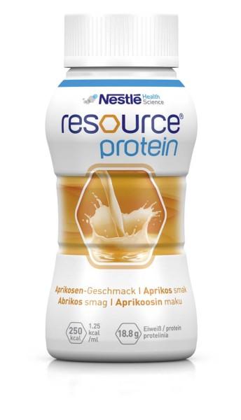 Resource® Protein Trinknahrung aprikose Ansicht